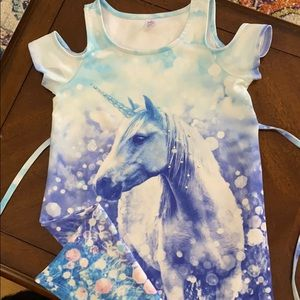 Unicorn Dress by Justice
